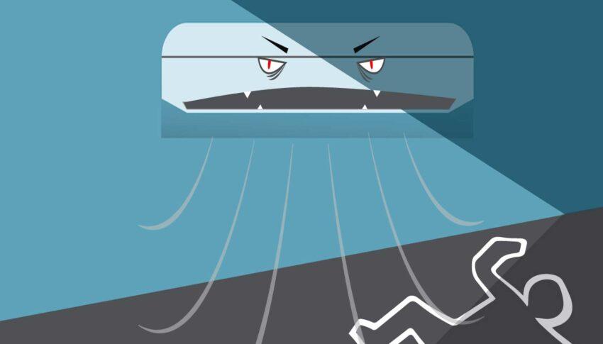 Legionella nei climatizzatori